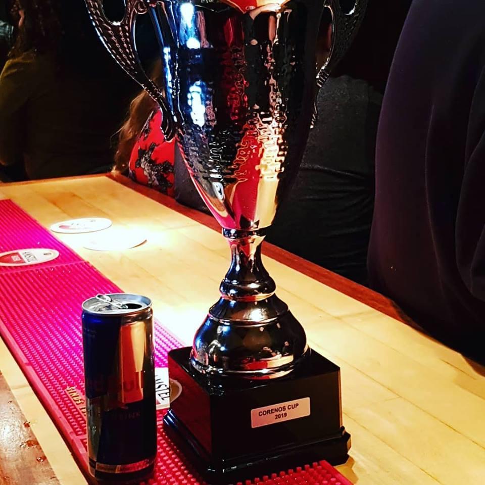 Corenos winnaar 1e Editie Corenos Winter Cup 2019