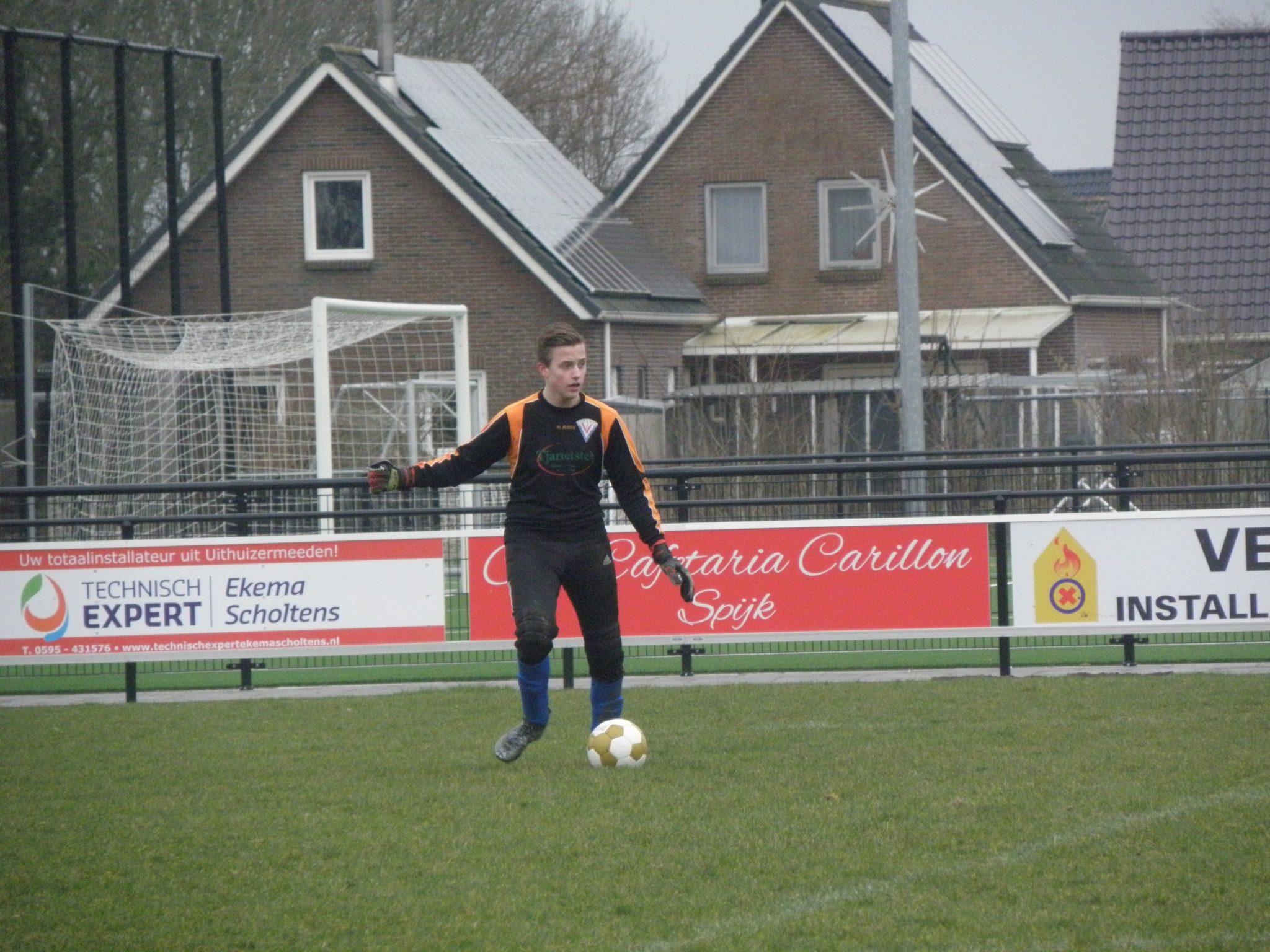 Corenos JO15 wint van SJO 't Hogeland JO15-2