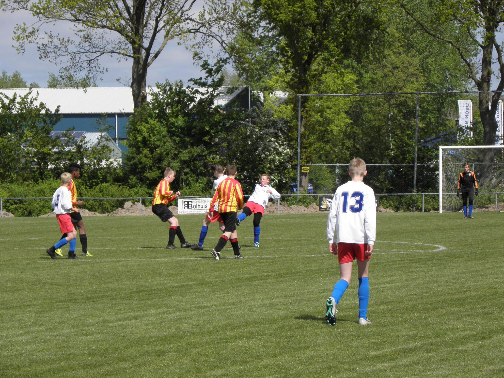 SJO 't Hogeland JO15-2 - Corenos JO15
