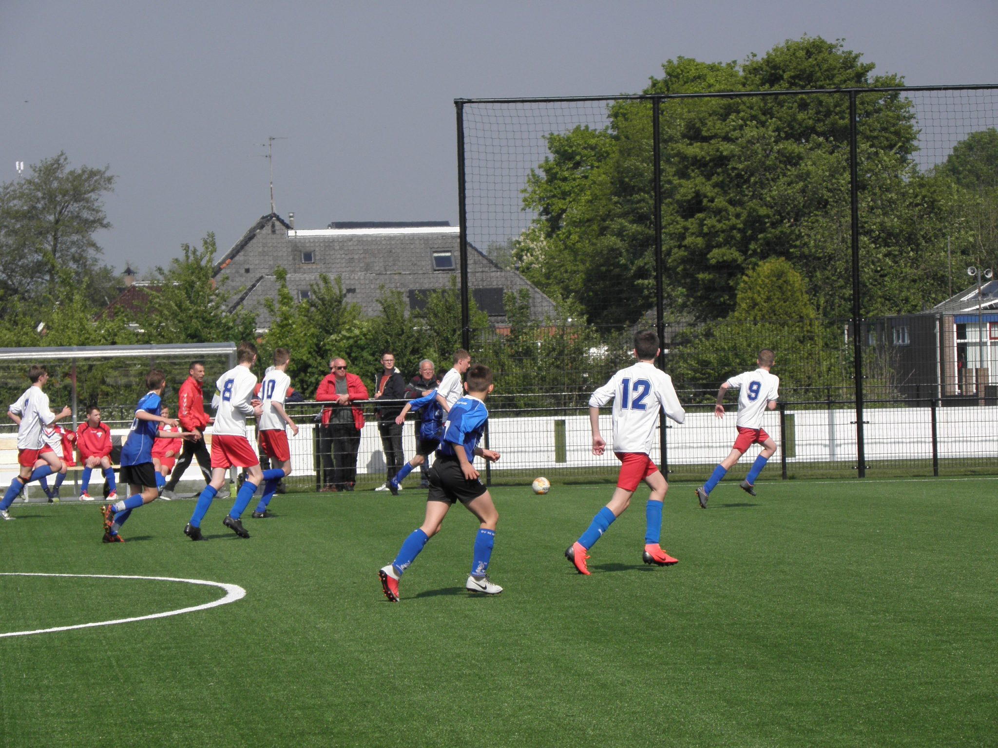 Corenos JO15 wint derby tegen concurrent De Heracliden JO15-2