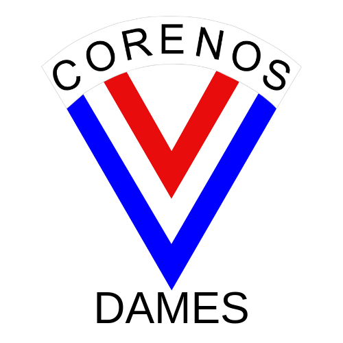 Leider/coach dames elftal V.V. Corenos