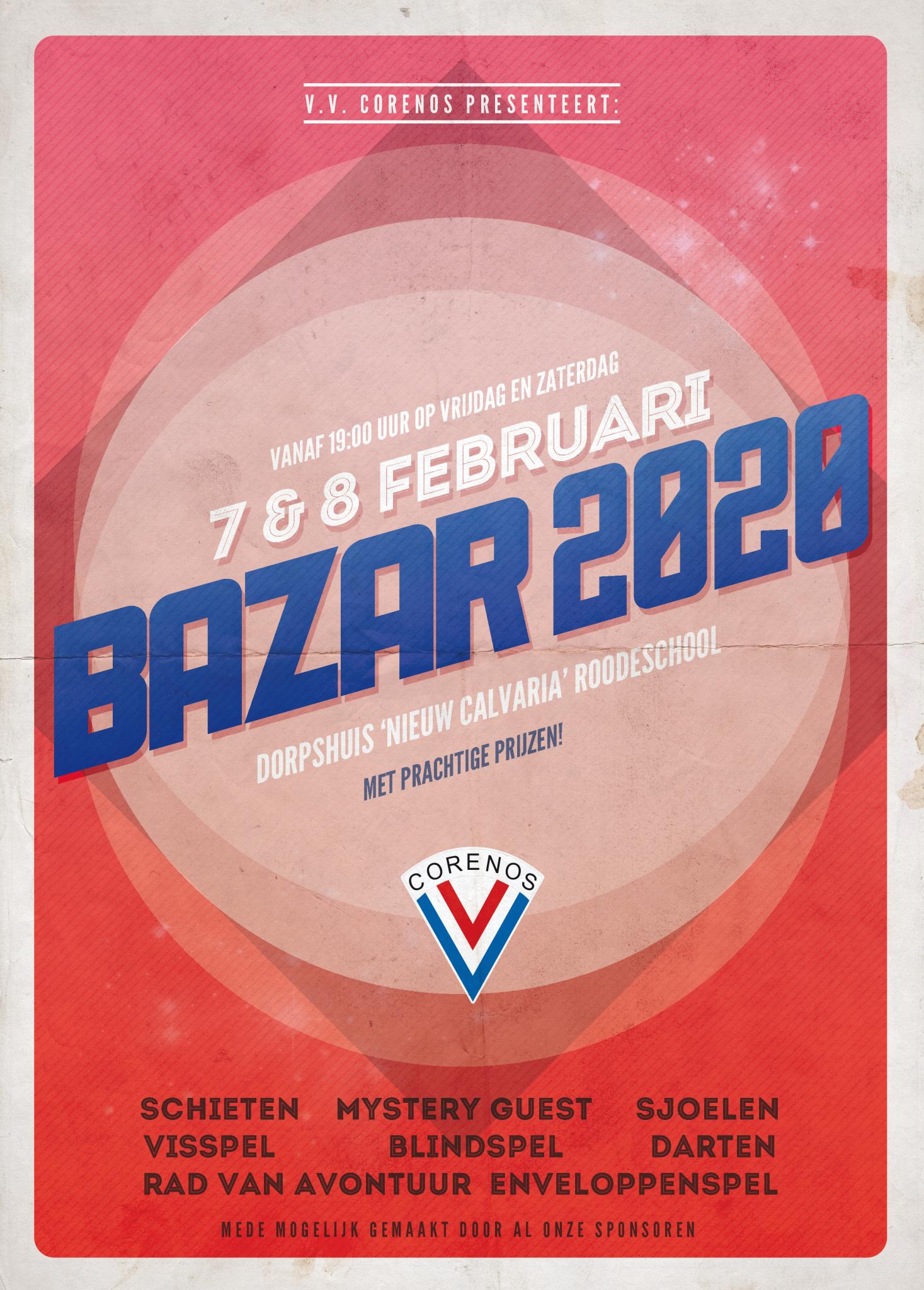 Bazar 2020 zeer succesvol!
