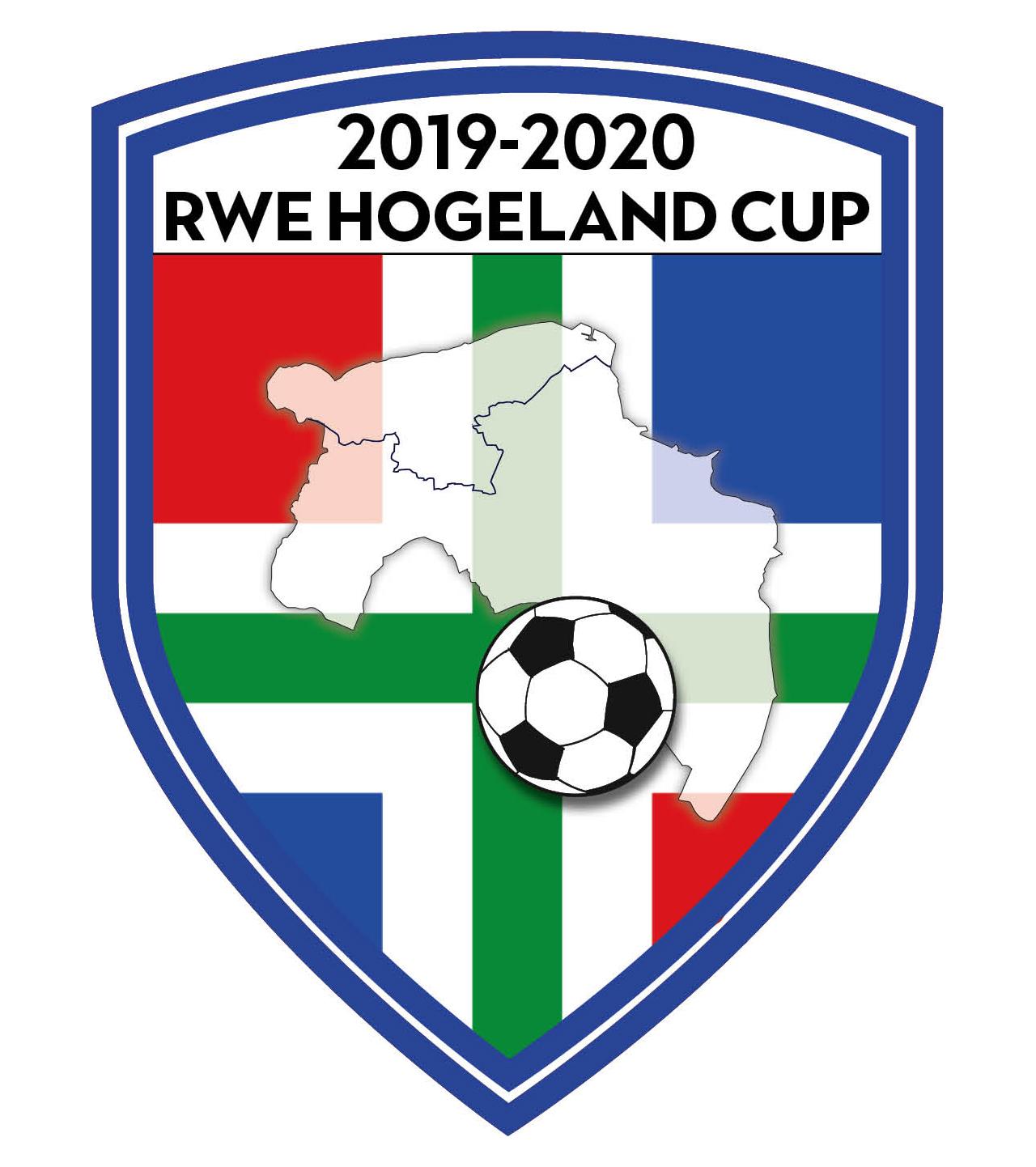 Corenos wed op twee paarden tijdens RWE/ Hogeland Cup