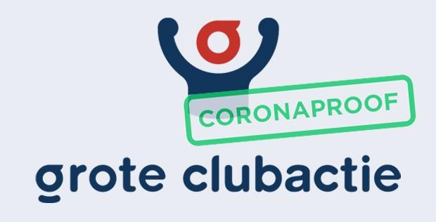 V.V. Corenos gaat verantwoord loten verkopen met de Grote Clubactie