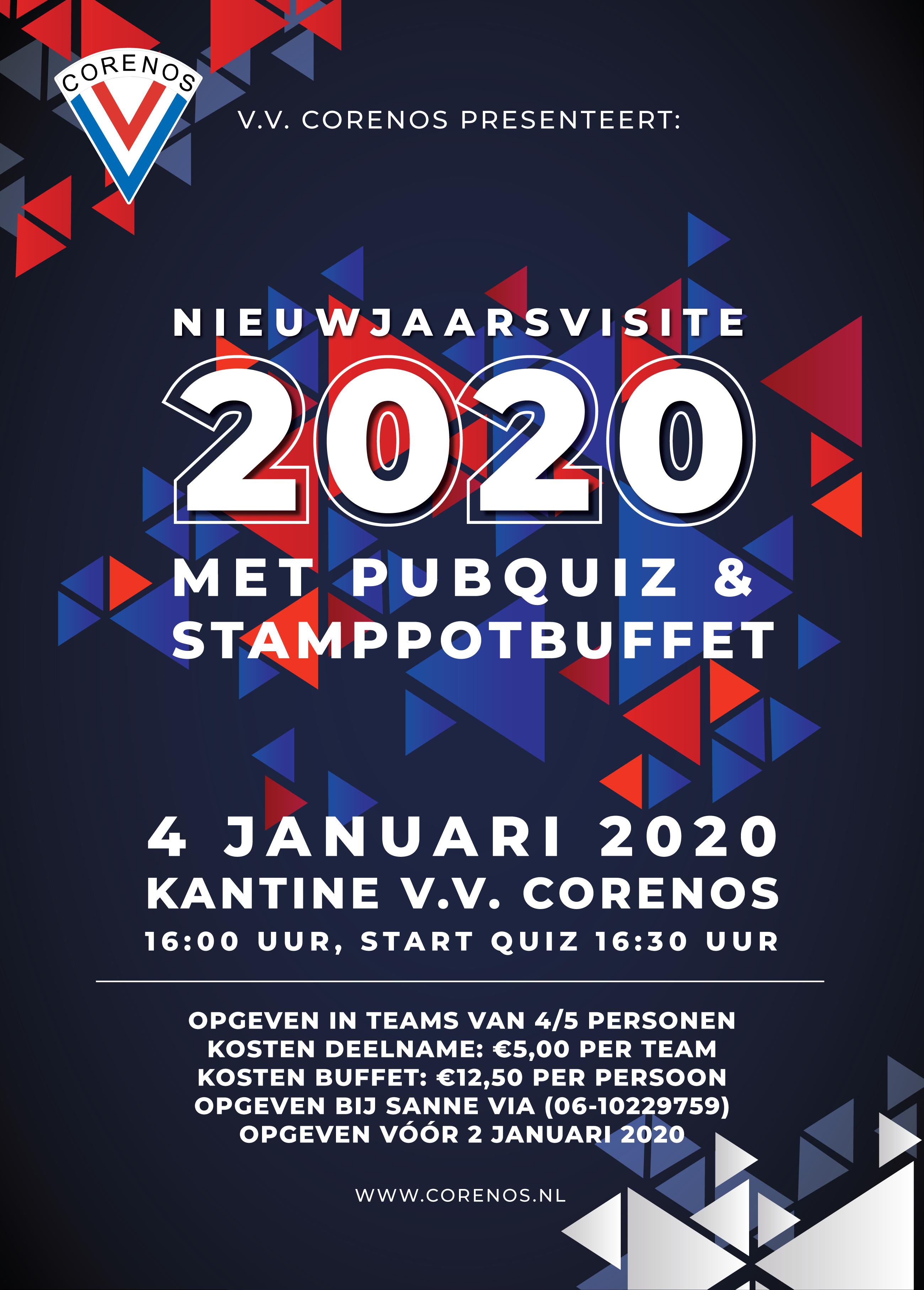 Nieuwjaarsvisite 2020