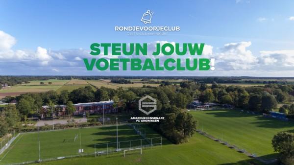Help Corenos: samen met FC Groningen in actie voor amateurpartners